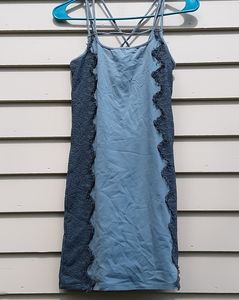 Free People strappy slip